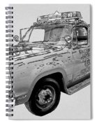 Rescue 51 Spiral Notebook