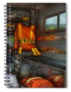 Rescue - Emergency Squad  Spiral Notebook