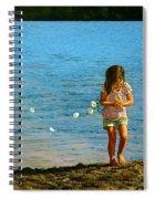 Rescuer Spiral Notebook
