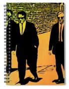 Reservoir Dogs Spiral Notebook
