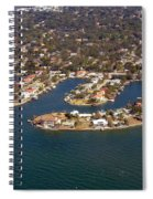 Resort City Spiral Notebook