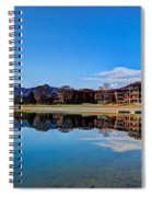 Resort Reflections 2 Spiral Notebook