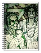 Respect Your Heritage Spiral Notebook