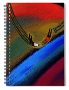 Responsibility Spiral Notebook