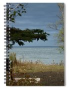 Rest And Relaxation Spiral Notebook
