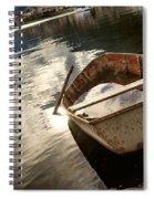 Rest Period Spiral Notebook