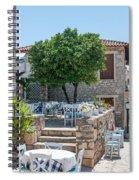 Restaurant Spiral Notebook