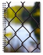 Restricted Access Spiral Notebook