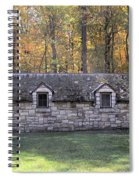 Restroom Spiral Notebook