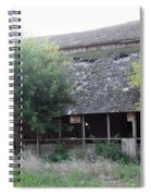 Retired Barn Spiral Notebook