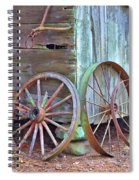 Retired Friends Spiral Notebook