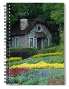 Retreat Spiral Notebook