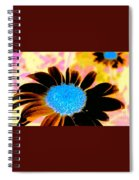 Retro Daisy Spiral Notebook