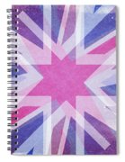 Retro Explosion 4 Spiral Notebook