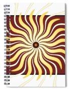 Retro Is Now Spiral Notebook