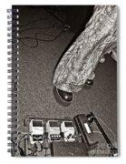 Retro Night Spiral Notebook