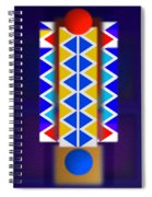 Return Of The Native Spiral Notebook