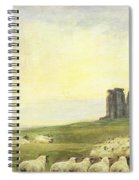 Returning Home     Stonehenge Spiral Notebook