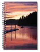 Returning Home Spiral Notebook