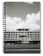 Reunification Palace Saigon Spiral Notebook