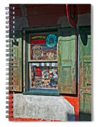 Rev. Zombie's Voodoo Shop Spiral Notebook