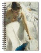 Reveil Spiral Notebook