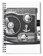 Revere 8 Movie Camera Spiral Notebook