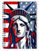 Reversing Liberty 1 Spiral Notebook