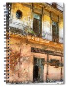 Reviving Warmth Spiral Notebook