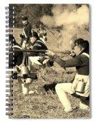 Revolutionary War Battle Spiral Notebook