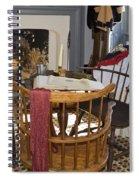 Revolutionery War Office Spiral Notebook