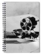 Revolver, 1912 Spiral Notebook