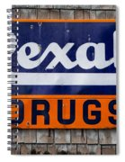 Rexall Drugs Spiral Notebook