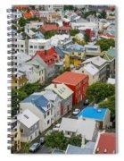 Reykjavik Spiral Notebook