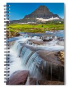Reynolds Creek Falls Spiral Notebook