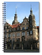 Rezidenzschloss - Dresden  -  Germany Spiral Notebook