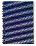 Rgb Screen Spiral Notebook