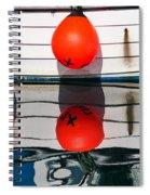 Rhiannon In Symmetry  Spiral Notebook