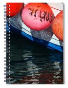 Rhiannon Reflections Spiral Notebook