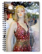 Rhinestone Rhonda Spiral Notebook