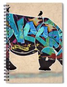 Rhino 2 Spiral Notebook