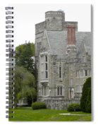 Rhoads Hall Bryn Mawr College Spiral Notebook