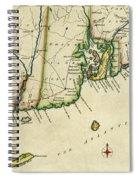 Rhode Island 1780 Spiral Notebook