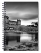 Rhuddlan Castle Spiral Notebook