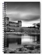 Rhuddlan Castle Spiral Notebook