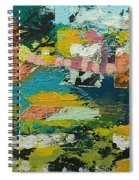 Rhythm On Jackson Spiral Notebook
