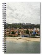 Ribadesella Spiral Notebook