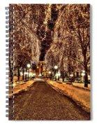 Rice Park Saint Paul Spiral Notebook