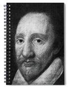 Richard Burbage (c1567-1619) Spiral Notebook