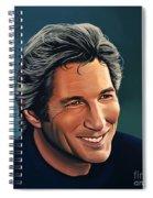 Richard Gere Spiral Notebook